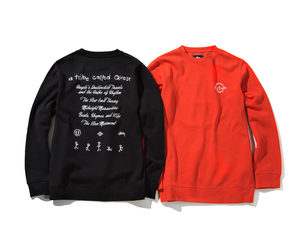 Stüssy   A Tribe Called Quest  299d8bfec58c