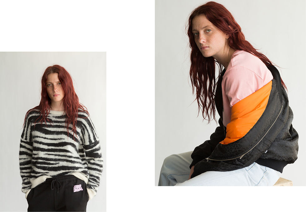 Stussy Fall 2017 Women's Lookbook Feature2