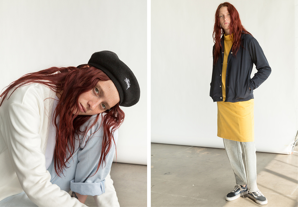 Stussy Fall 2017 Women's Lookbook Feature4