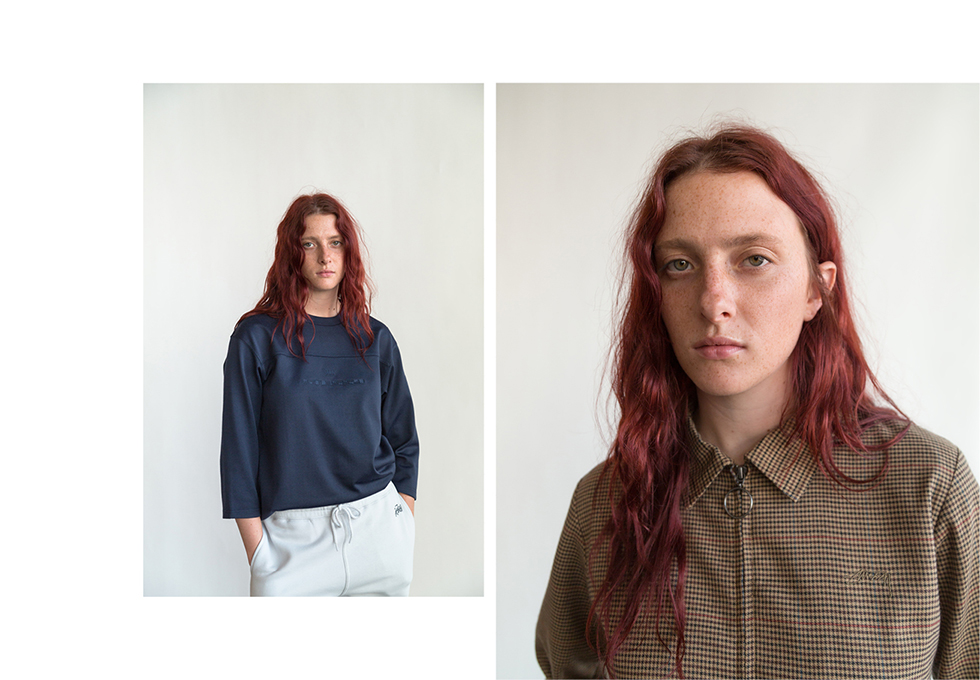 Stussy Fall 2017 Women's Lookbook Feature5