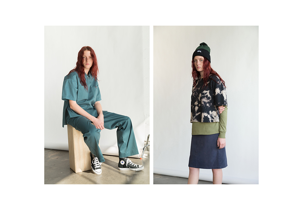 Stussy Fall 2017 Women's Lookbook Feature6