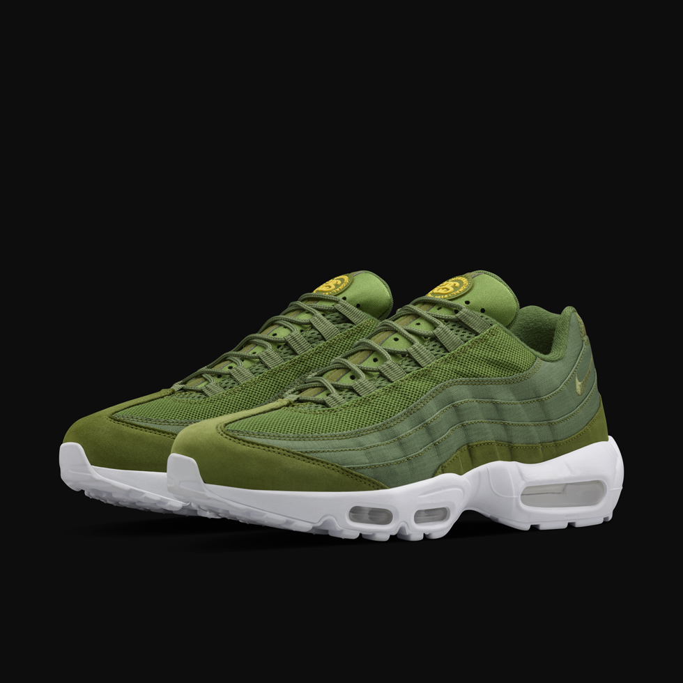 free shipping 5aaf2 f6549 Stüssy Nike Air Max 95   Stussy   Official Website USA   Canada