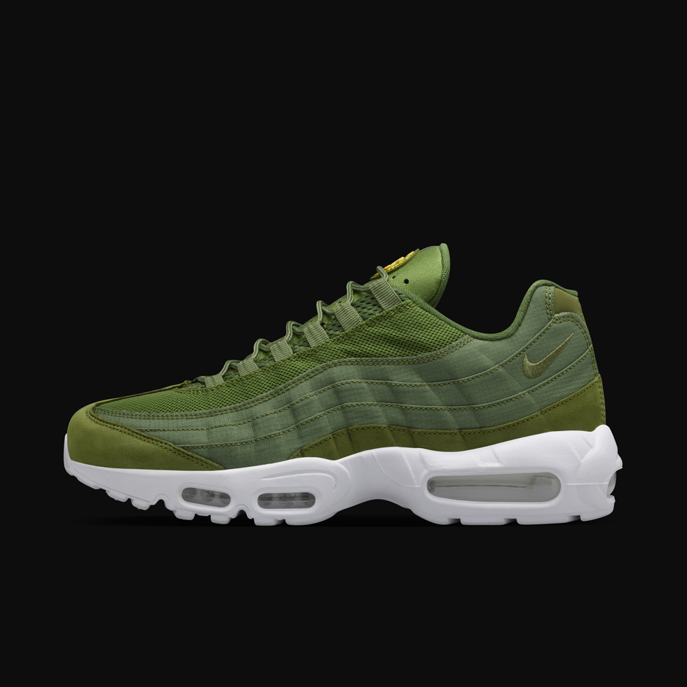 the latest 4818a e5c87 Stüssy Nike Air Max 95  Stussy  Official Website USA  Canada