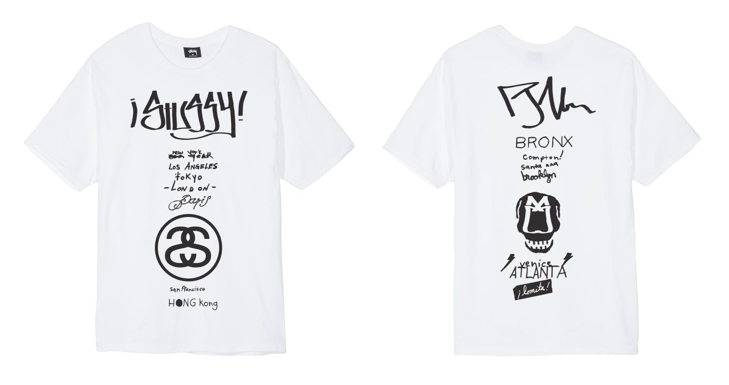 5e40d390dbe Stüssy World Tour