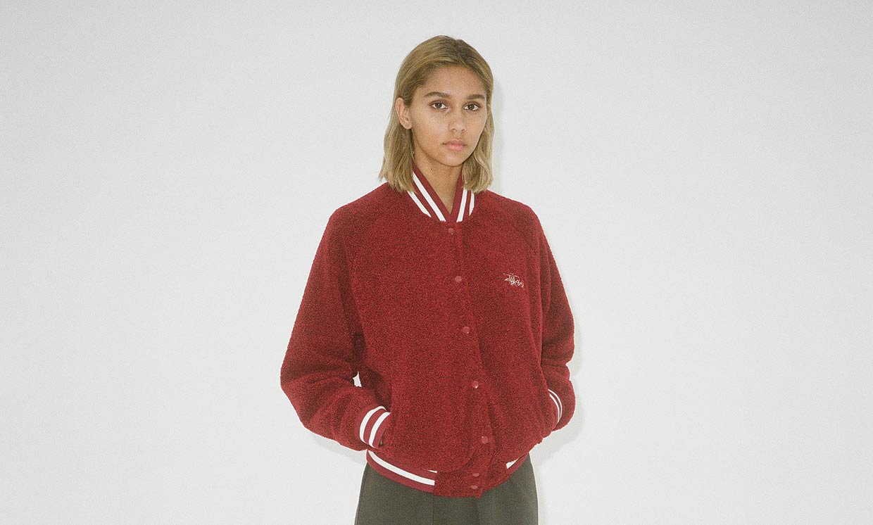 Stüssy Women Fall '18 Lookbook