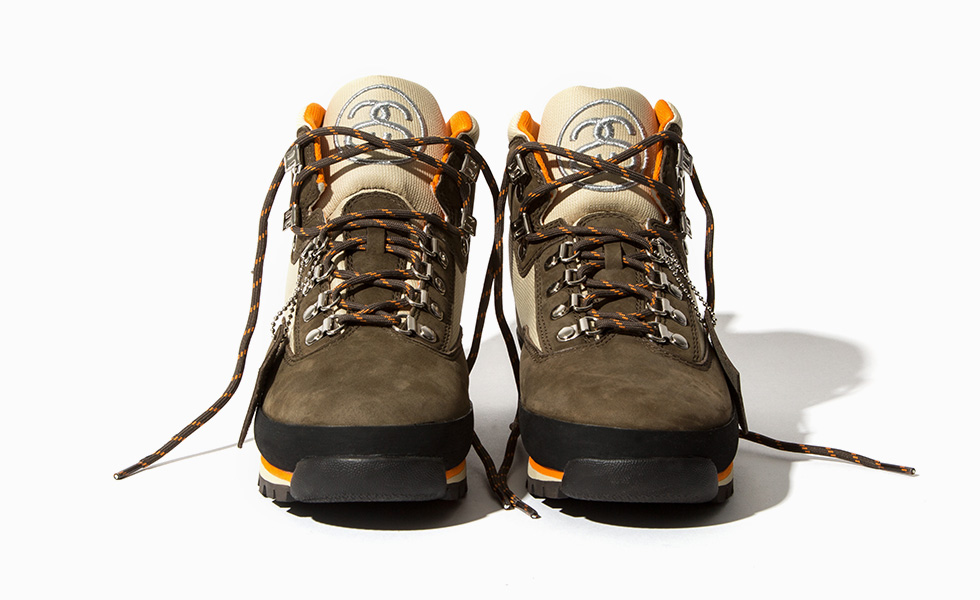 Stussy For Timberland Euro Hiker Fall 2014 Stussy