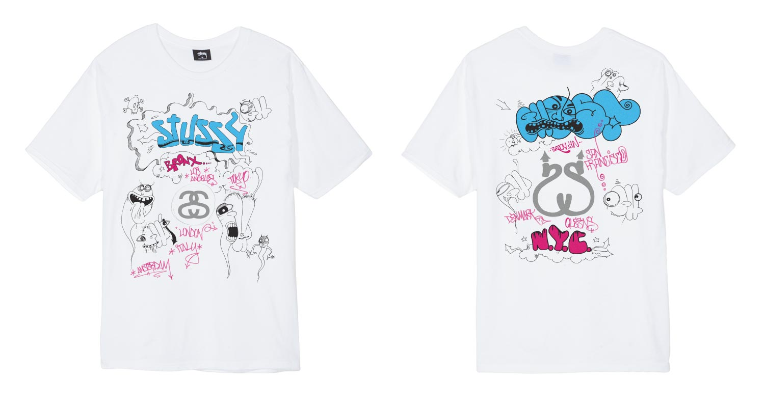b588d1a328450 Stüssy World Tour