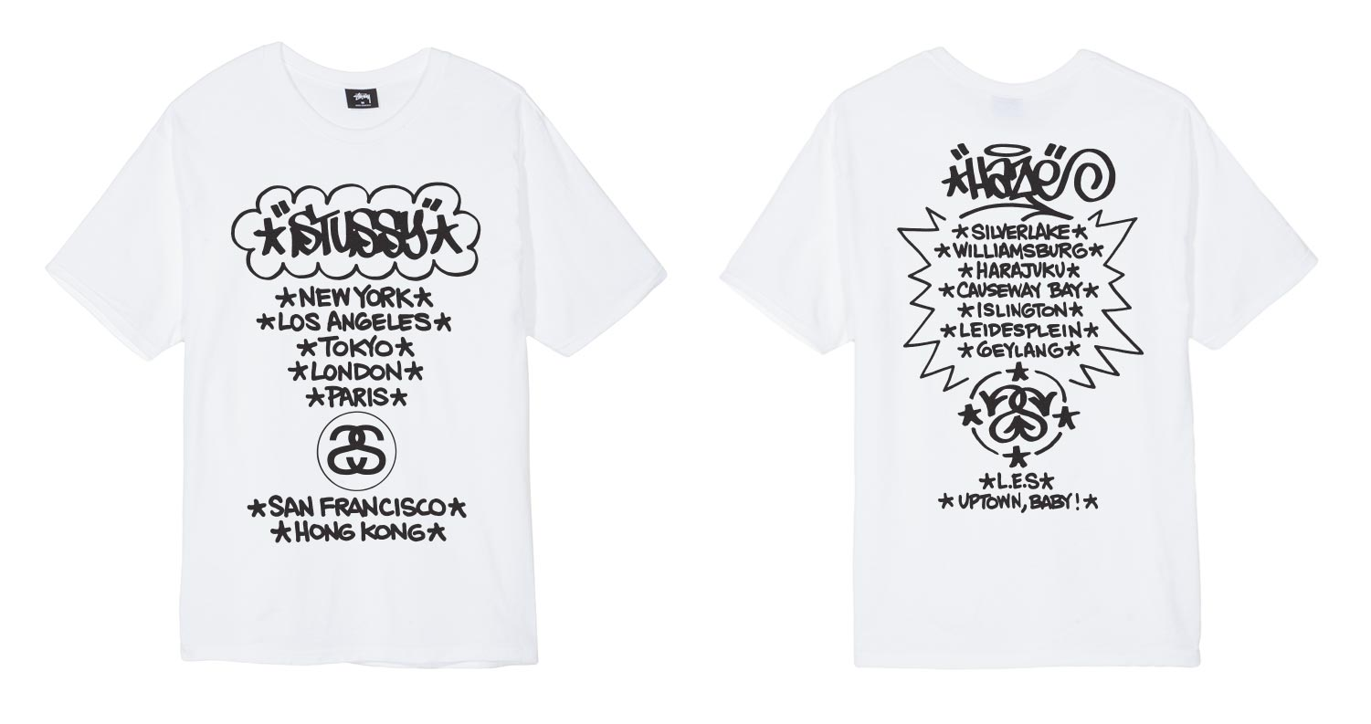 879b44d6f Stüssy World Tour | Stussy | Official Website USA & Canada