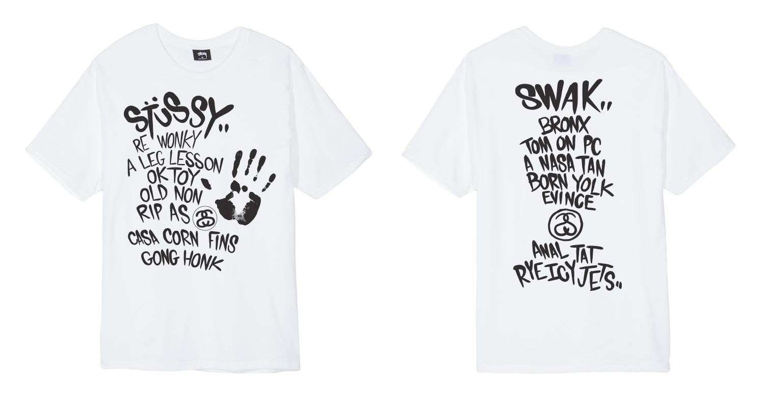Stssy World Tour Stussy Official Website Usa Canada