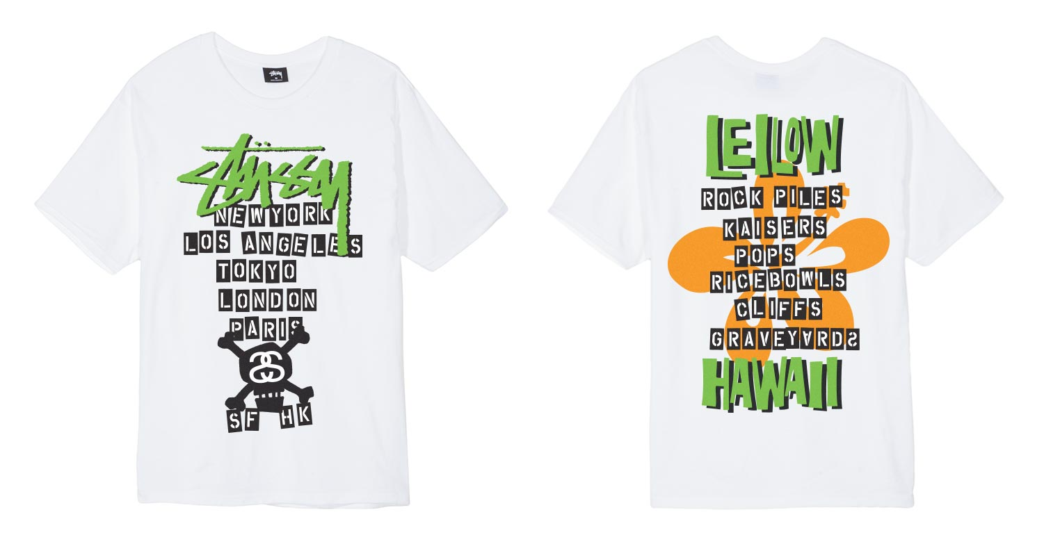9fec195dc04 Stüssy World Tour