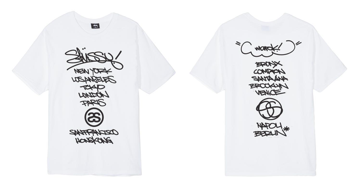 be7b9d4bfaa Stüssy World Tour