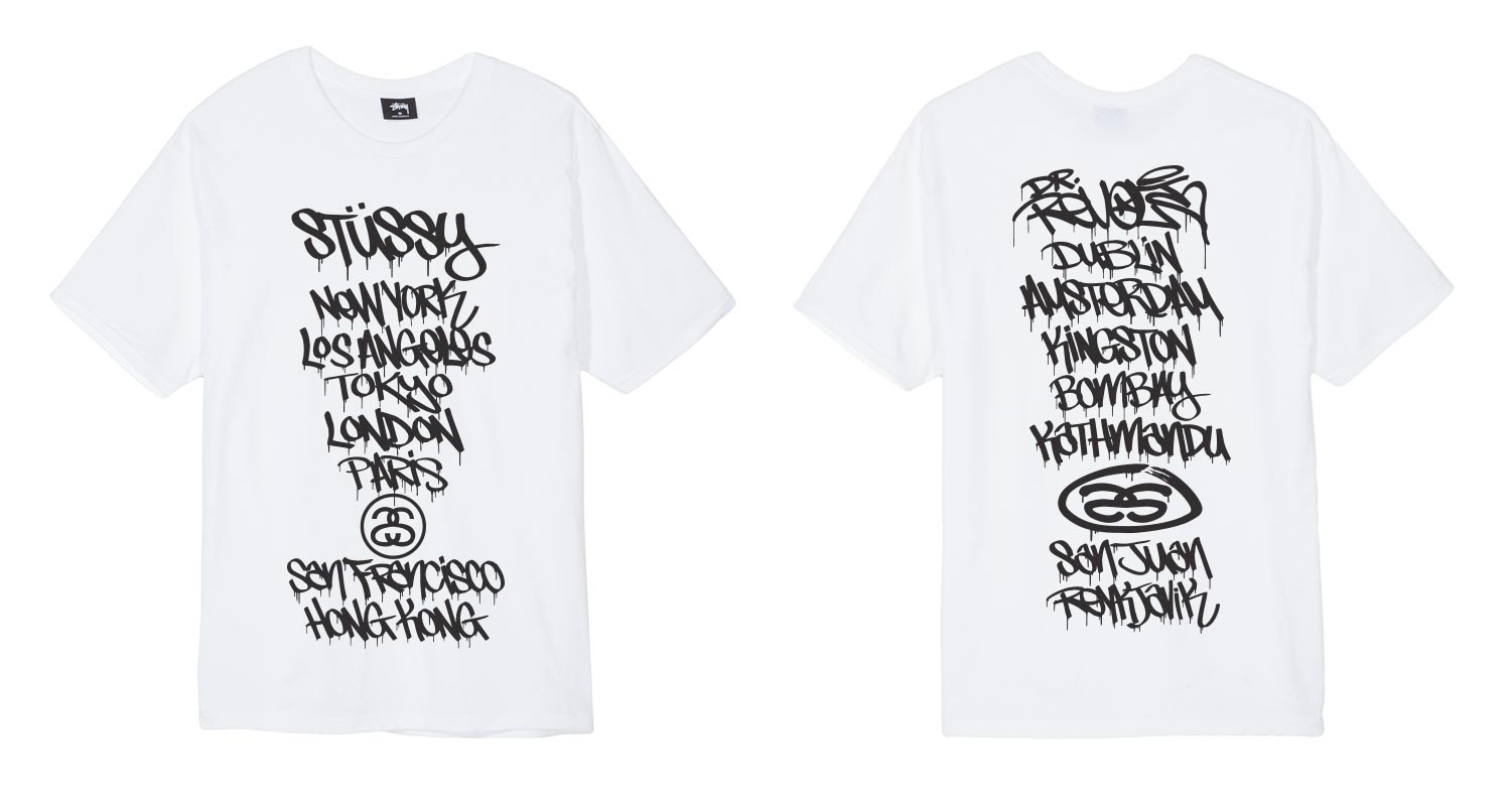 546fcdaf2 Stüssy World Tour | Stussy Korea | 스투시
