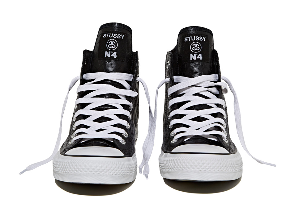 09a153e98a27 Stüssy for Converse Chuck Taylor All Star Hi