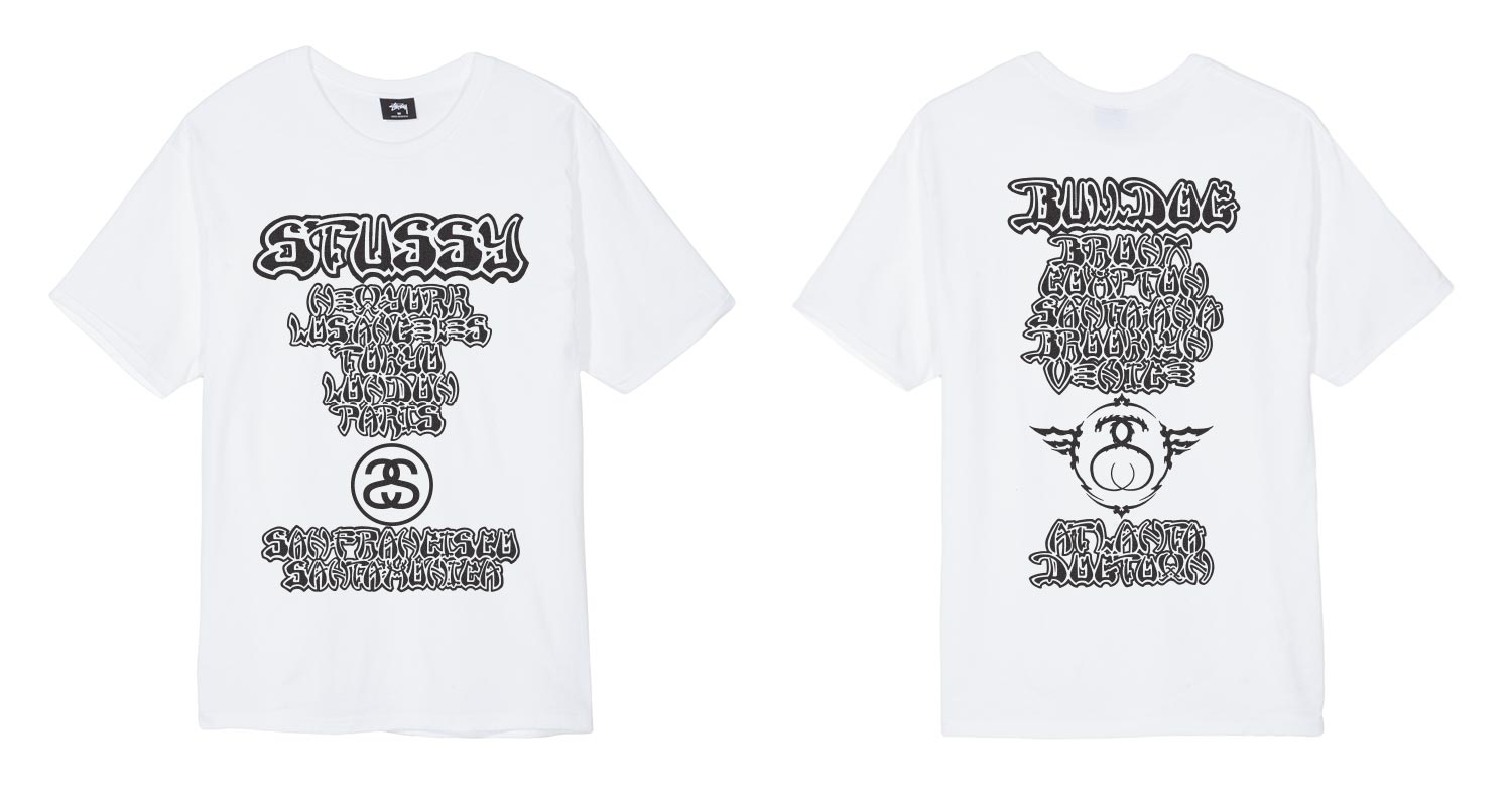 Stssy World Tour Stussy Official Website Usa Canada Circuit Board Tshirts Shirts And Custom Clothing Wes Humpston Wt