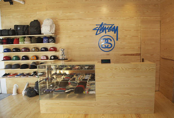 Personnes notables Stussy New York | Stussy KD26